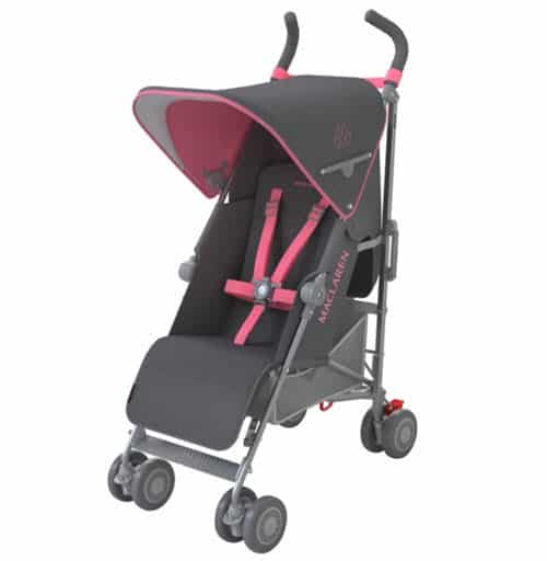 Maclaren Quest review foto preparents